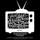 Creature Binge Watch by DaemonsDiscuss