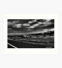 Unknown Highway Art Print