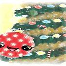 Decorated Christmas Tree by KawaiiNMore