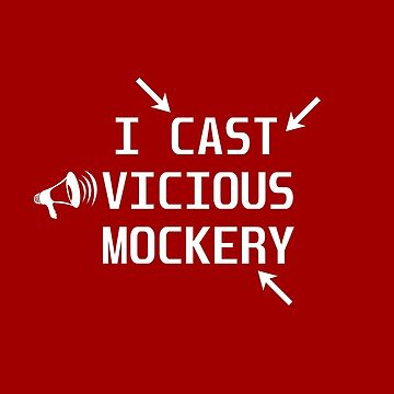 Viscious Mockery v2 by Byacolate