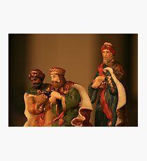 The Three Kings... Photographic Print