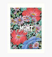 MGMT Art Print