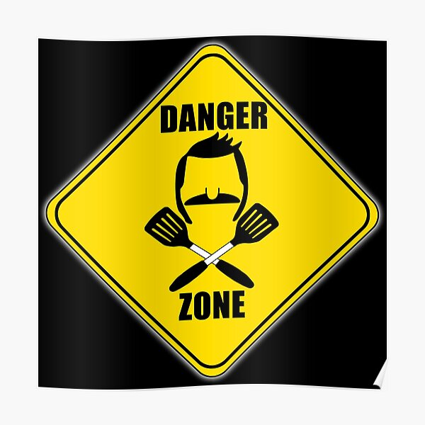 Écrasement Danger Avertissement Autocollant sticker bouclier symbole film remarque