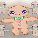Gingerbread Cookies by KawaiiNMore