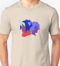 Arc V Ship Silhouette- Shun/Sora T-Shirt