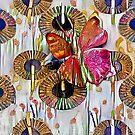 Butterfly Fronds by Alma Lee