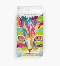Cat 908 Duvet Cover