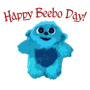 Happy Beebo Day! by kryten4k