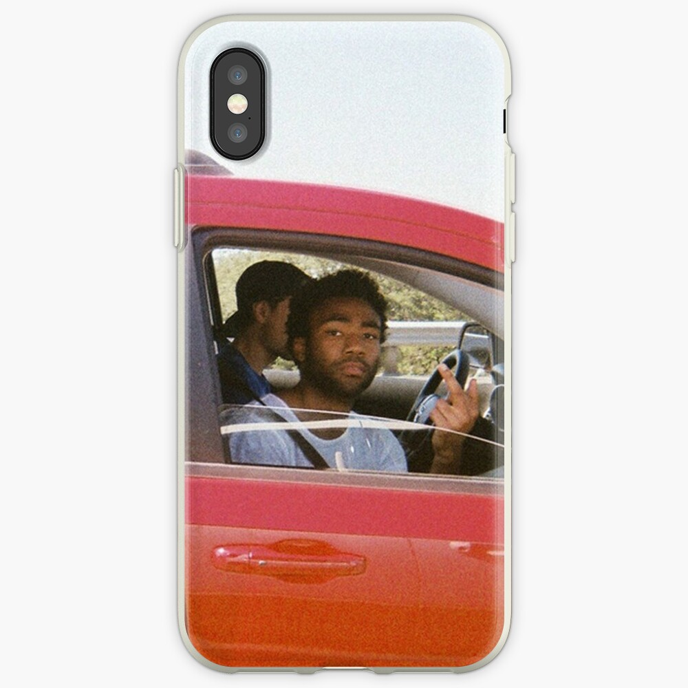 Childish Gambino iPhone Case & Cover