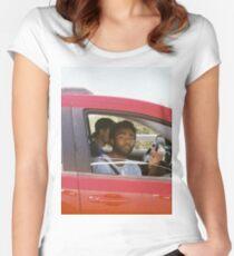 Childish Gambino Women's Fitted Scoop T-Shirt