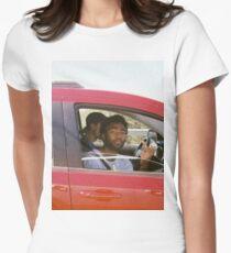 Childish Gambino Women's Fitted T-Shirt