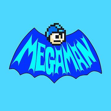 MegaMan by zombill