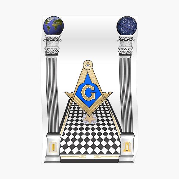 Freemasonry  Poster