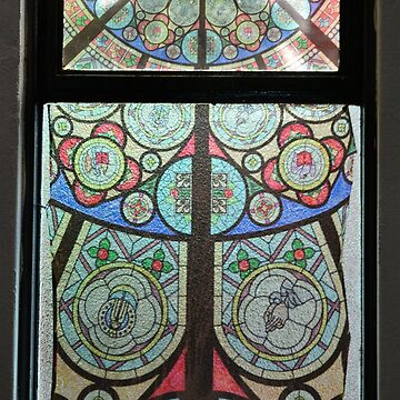 PATTERNED WINDOW by kazaroodie