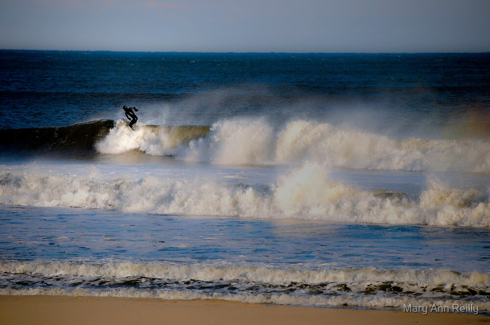 Ride the Surf by Mary Ann Reilly