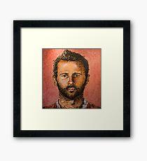 Giggs Framed Print