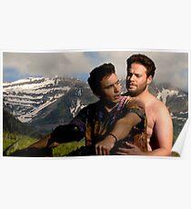 James Franco & Seth Rogen Poster