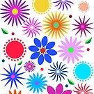 Flowers by Keith G. Hawley