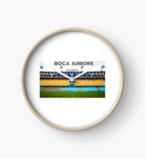 BOCA JUNIORS Clock