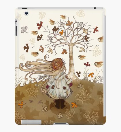 There is a Season for Everything iPad Case/Skin