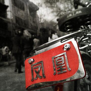 Xian bike by kiinderpanzer