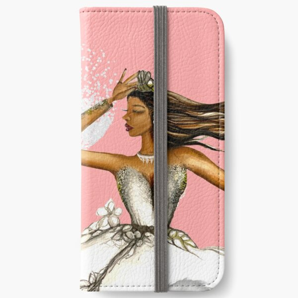 Ms. to Mrs. iPhone Wallet