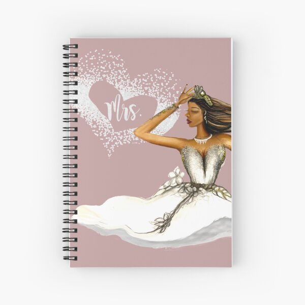 Ms. to Mrs. Spiral Notebook