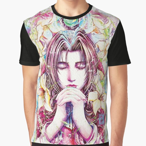 Aerith Graphic T-Shirt