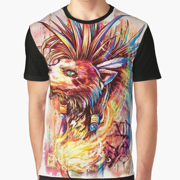 Nanaki Graphic T-Shirt