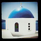 Santorini by Kye Vincent