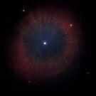 Planetary Nebula  by Ray Cassel