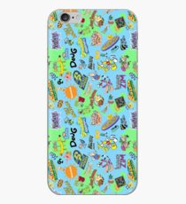 Nicktoons Hawaiian Print-a-Palooza! iPhone Case