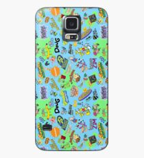 Nicktoons Hawaiian Print-a-Palooza! Case/Skin for Samsung Galaxy