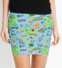 Nicktoons Hawaiian Print-a-Palooza! Mini Skirt