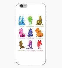 Jeder ist eine Prinzessin iPhone-Hülle & Cover
