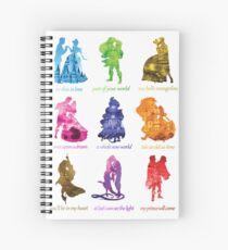 Everyone's a Princess  Spiral Notebook