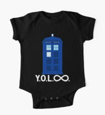 Doctor Who YOLO One Piece - Short Sleeve