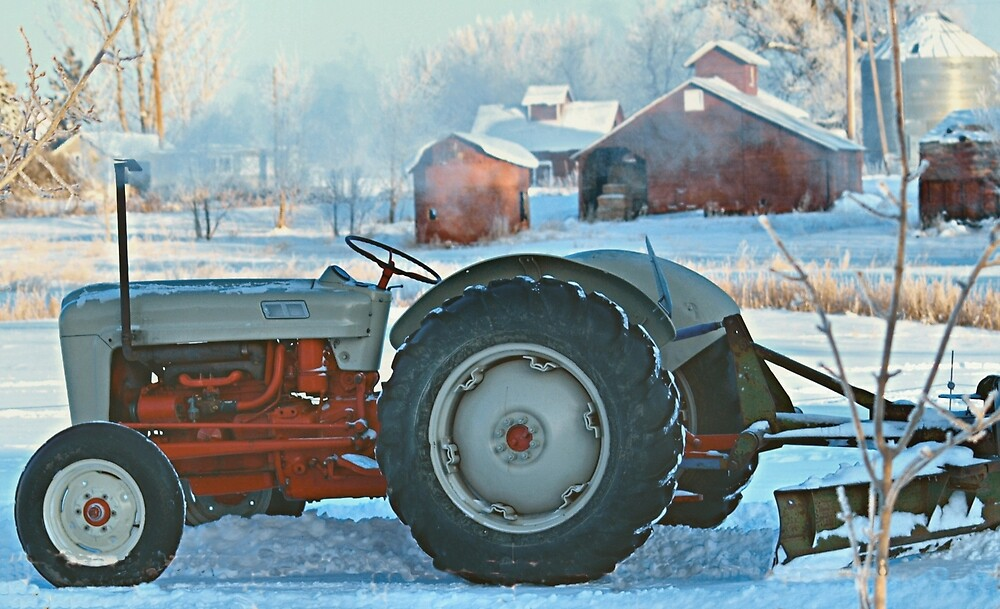 Cold Morning Warm-Up by Barb Miller