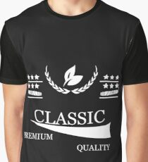 Classic Cigar  Graphic T-Shirt