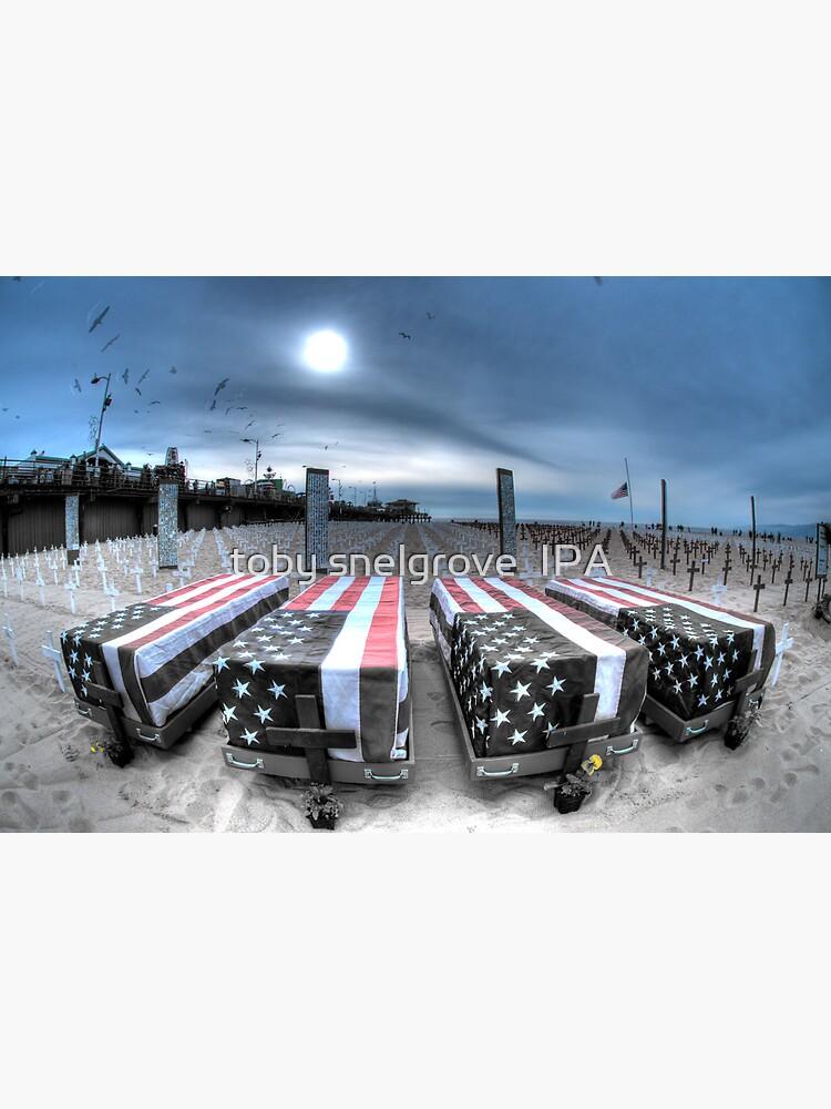 Beachside Memorial by tobysnelgrove