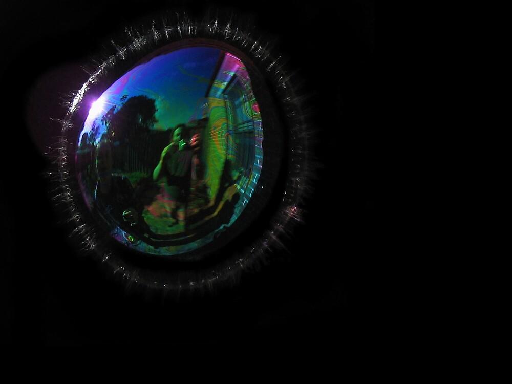 Bursting Bubble by MrYoof