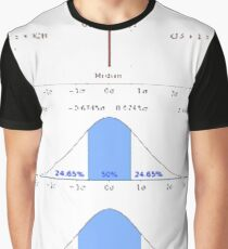 #illustration #medicine #science #anatomy #biology #diagram #vector #illness #technology #graph #research #abstract #segment #vertical #healthcareandmedicine #healthylifestyle #design #nopeople Graphic T-Shirt