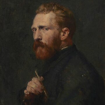 Vincent van Gogh - John Peter Russell by themasters