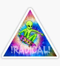 !Radical!  Sticker