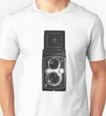 Twin lens reflex Unisex T-Shirt