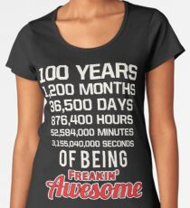100th Birthday T Shirts