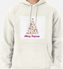 Merry Dogmas Pullover Hoodie