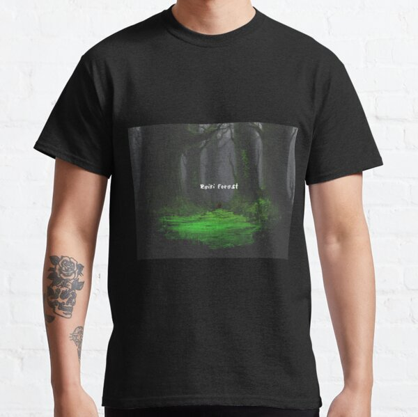 Reiki forest  Classic T-Shirt