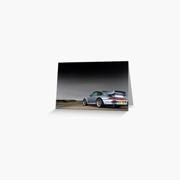 Possibly the ultimate Porsche 911 .... Greeting Card