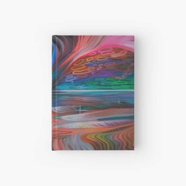 Some Kind of Eternal Mirage Hardcover Journal